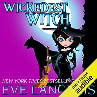 Wickedest Witch audiobook cover art