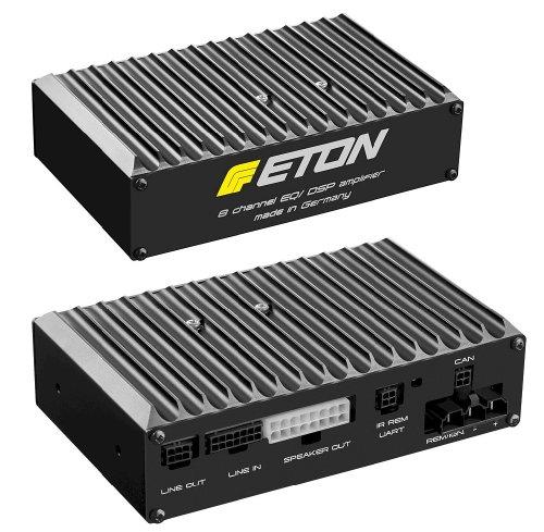 ETON DSP 8 CAN 8-Kanal DSP Verstärker