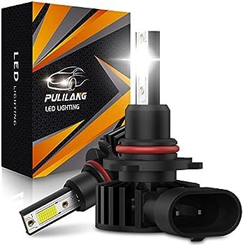 2-Pack Pulilang HB3 9005 LED Headlight Bulbs Conversion Kit
