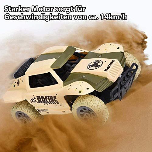 2.4GHz RC Ferngesteuerter Offroad Gelände Fahrzeug, Crawler, Truck, Auto, High Speed Rallye Buggy, Truggy, Komplett-Set