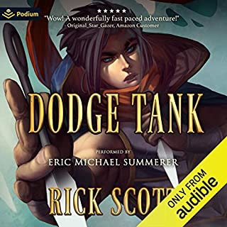 Dodge Tank cover art