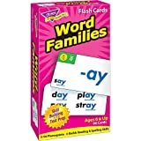 TREND ENTERPRISES, INC. Word Families Skill Drill Flash Cards