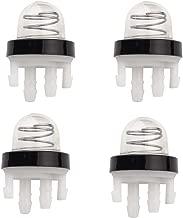 Leopop 4Pcs TS420 Primer Bulb for Stihl TS410 TS420 TS700 TS800 Concrete Cut Off Saw 4238 350 6201 Chainsaw