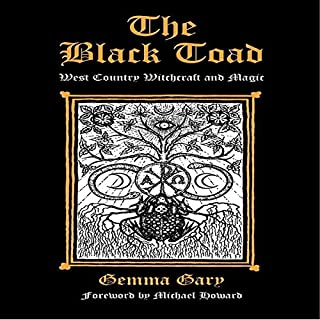 The Black Toad audiobook cover art