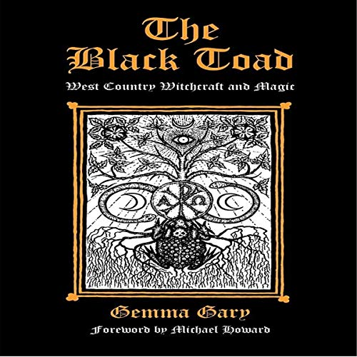 The Black Toad  By  cover art