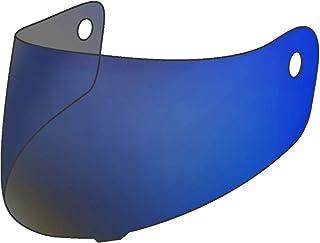 HJC HJ-25 Visiera Blu iridio
