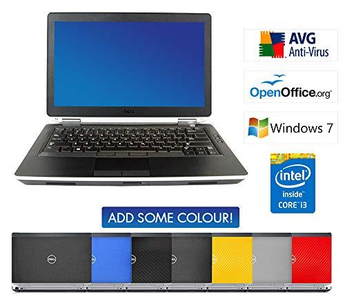 Dell Latitude E6330 13.3' LED Laptop Notebook - Intel Core i3 3rd Gen 2.30 GHz / 4GB Ram / 320GB Hard Disk Drive, WIFI, DVD, BT, Intel HD 3000 Graphics