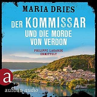 Der Kommissar und die Morde von Verdon. Ein Kriminalroman aus der Normandie Titelbild