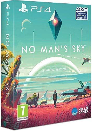 No Man's Sky - Édition Limitée [Importación Francesa]