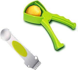 Tang YuanZitronenschaber,Zitronenreibe-professionelles Küchenschälwerkzeug spülmaschinenfest