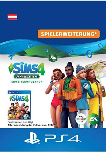 Die Sims 4 Jahreszeiten DLC - PS4 Download Code - österreichisches Konto