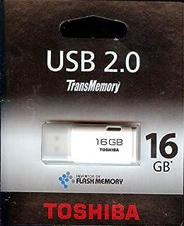 Toshiba TransMemory USB Flash Drive 16GB