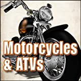 Motorcycle, Motocross - 450 Cc 4 Stroke: Kick Start, Pull Away Right at Medium Speed, Motorcycles & Scooters