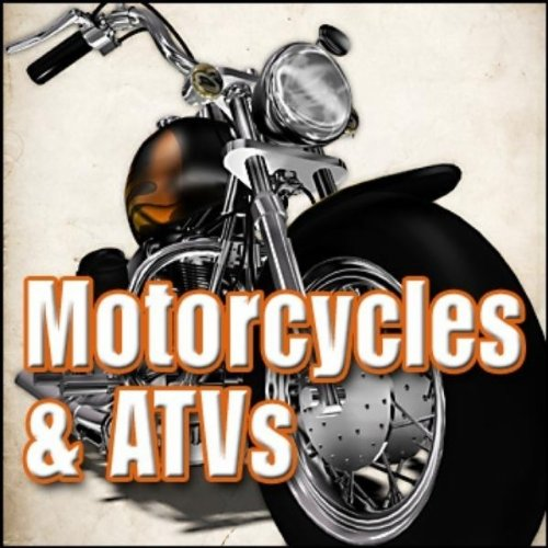 Motorcycle, Motocross - Motocross Race: Pro Series: Practice Ambience, Lower Speeds and Revs, Motorcycles & Scooters