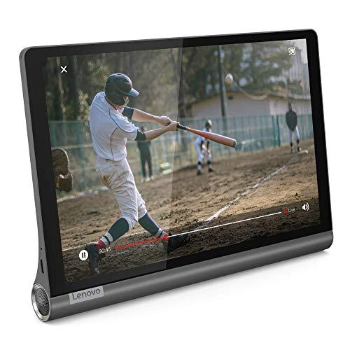 Lenovo Yoga Smart Tab 25,5 cm (10,1 Zoll, 1920x1200, Full HD, WideView, Touch) Tablet-PC (Octa-Core, 4GB RAM, 64GB eMCP, Wi-Fi, Android 9) grau