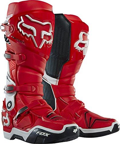 Fox Botas de Motocross Instinct Rojo talla44