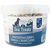 Sea Treats Whitefish Jerky Medium Crunchies