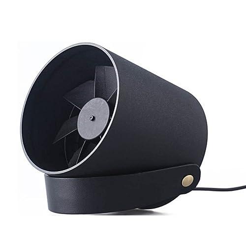 Ventilateur USB intelligent Avec Contrôle Tactile GLEADING, Ultra Silencieux, Ventilateur de Refroidissement PC/laptop Pour la Maison, Le Bureau et les Voyages.
