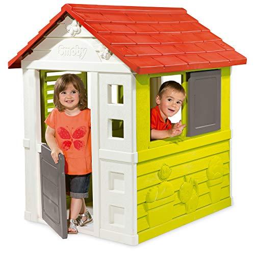 Simba Casa Infantil de Brincar Nature II (98 x 110 x 127 cm) - S2402660