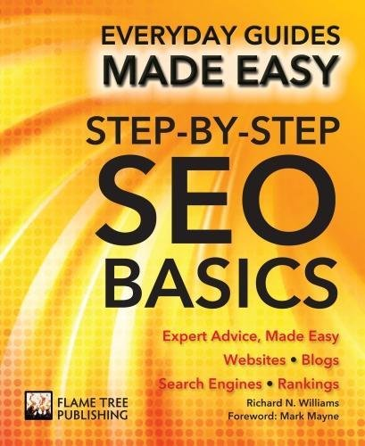 Download Step-by-Step SEO Basics (Everyday Guides Made Easy) 1786641909