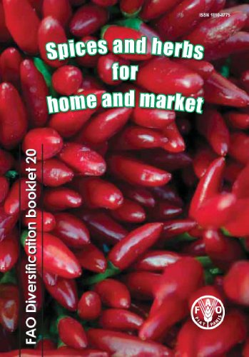 Matthews, M: Spices and Herbs for Home and Market (Fao Diversification Booklets, Band 20)