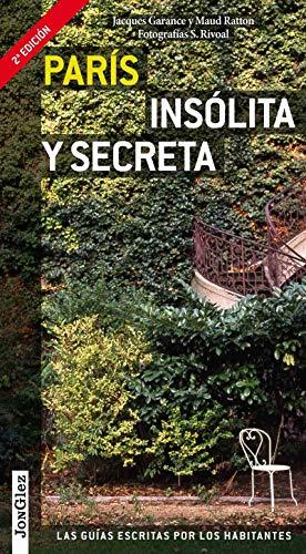 Guía París insólita y secreta (Secret Guides)