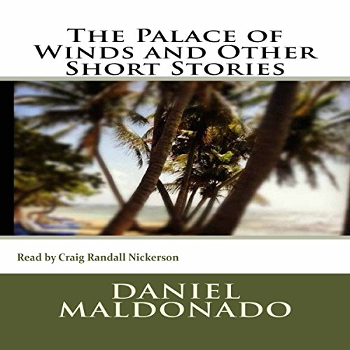 The Palace of Winds and Other Short Stories audiobook cover art