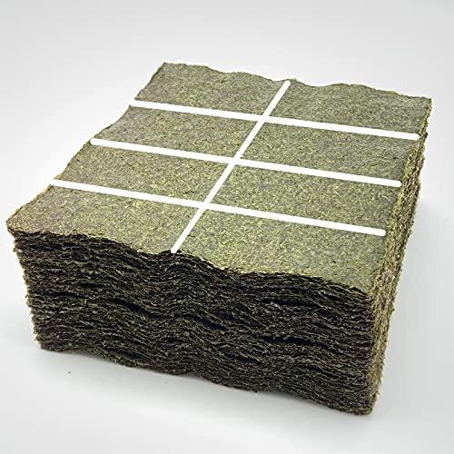海苔 ラーメン用 焼海苔8切800枚(全形100枚分)業務用のり【梅印】