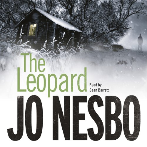 The Leopard: A Harry Hole Thriller, Book 8 audiobook cover art