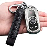 Car Key Fob Cover Key Case TPU Suit For Buick Enclave Regal Lacross Verano Envision Encore GL8 Cascada 2015 2016 2017 2018 accessories with Keychain