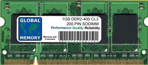 1GB DDR2 400MHz PC2-3200 200-PIN SODIMM Memoria RAM para Ordenador PORTÁTILES/NOTEBOOKS