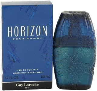 HORIZON by Guy Laroche Men's Eau De Toilette Spray 1.7 oz - 100% Authentic