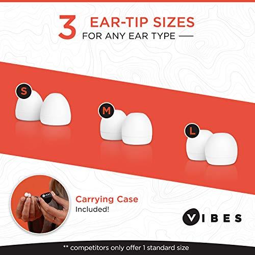 Vibes avibes Hi-Fidelity tapones para los oídos