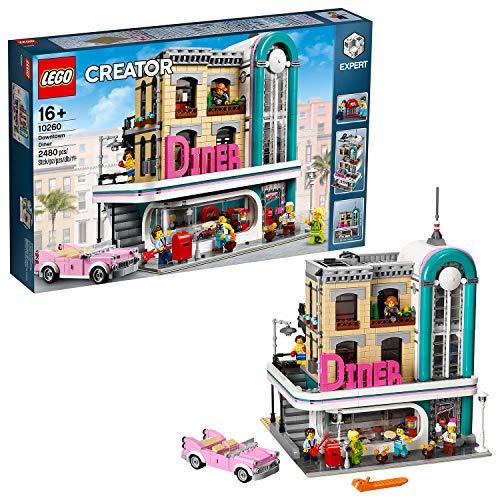 """LEGO Creator 10260 """"Amerikanisches Diner"""" Spielzeug"""