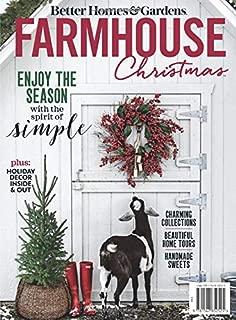 Best farmhouse christmas magazine Reviews