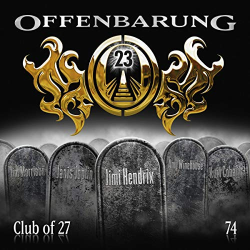 Club of 27 cover art