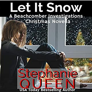 Let It Snow audiobook cover art
