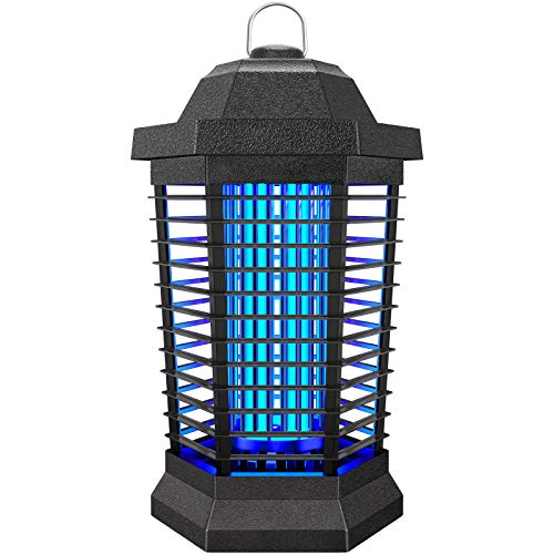 Bug Zapper Outdoor Electric, Mosquito Zapper Outdoor, Mosquito Trap,...