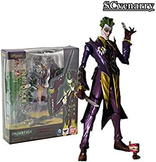 VIET FG SHF The Joker Action Figure Justice League Model Toys 15cm- Gift for Your Kids