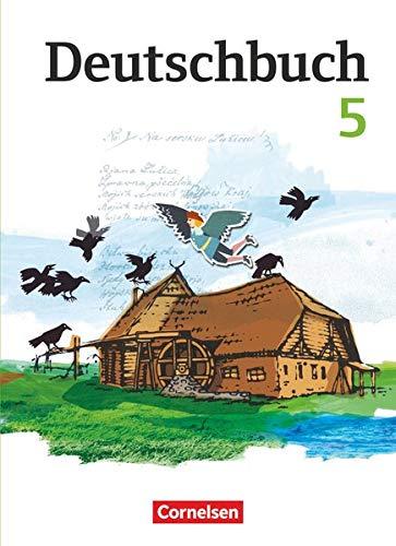 Deutschbuch Gymnasium - Berlin, Brandenburg, Mecklenburg-Vorpommern, Sachsen, Sachsen-Anhalt und Thüringen - 5. Schuljahr: Schülerbuch