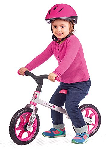 Smoby - 770201 - First Bike - Draisienne - Rose