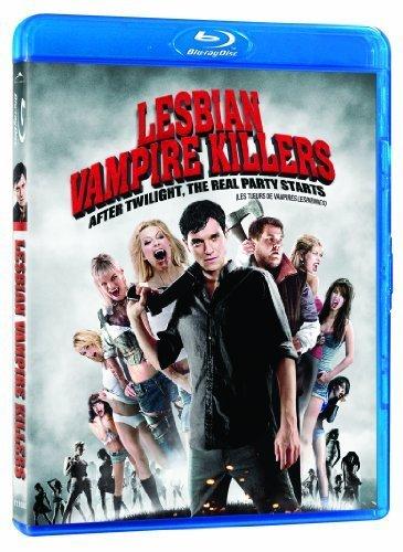 Lesbian Vampire Killers [Blu-ray] by Alliance Canada