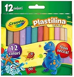 Crayola A1-1013 Pasta da Modellare Set Gioca and Modella