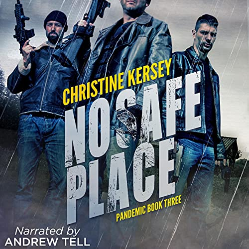 No Safe Place Audiobook By Christine Kersey cover art