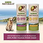 IAMS Naturally Friandises pour chiens 100 % viande de canard Qualité nutritionnelle et goût préservés – Faible en graisses – Sans : Céréales, OGM, sucres ajoutés, conservateur – Tube de 50g - Lot de 2 #2