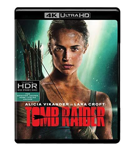 Tomb Raider (4K Ultra HD) [Blu-ray]