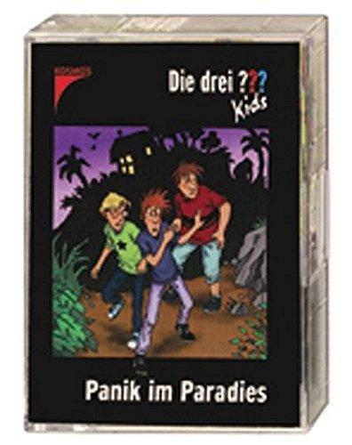 Die drei Fragezeichen-Kids, Panik im Paradies, 1 Cassette