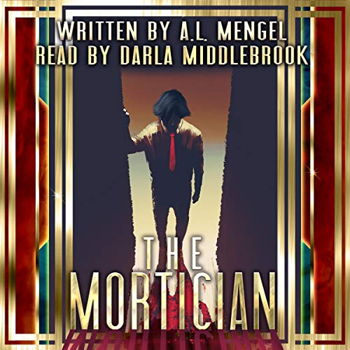 The Mortician audiobook cover art