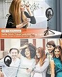 Zoom IMG-2 elegiant bastone selfie wireless 4