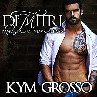 Dimitri     Immortals of New Orleans, Book 6              By:                                                                                                                                 Kym Grosso                               Narrated by:                                                                                                                                 Ryan West                      Length: 12 hrs and 57 mins     716 ratings     Overall 4.7